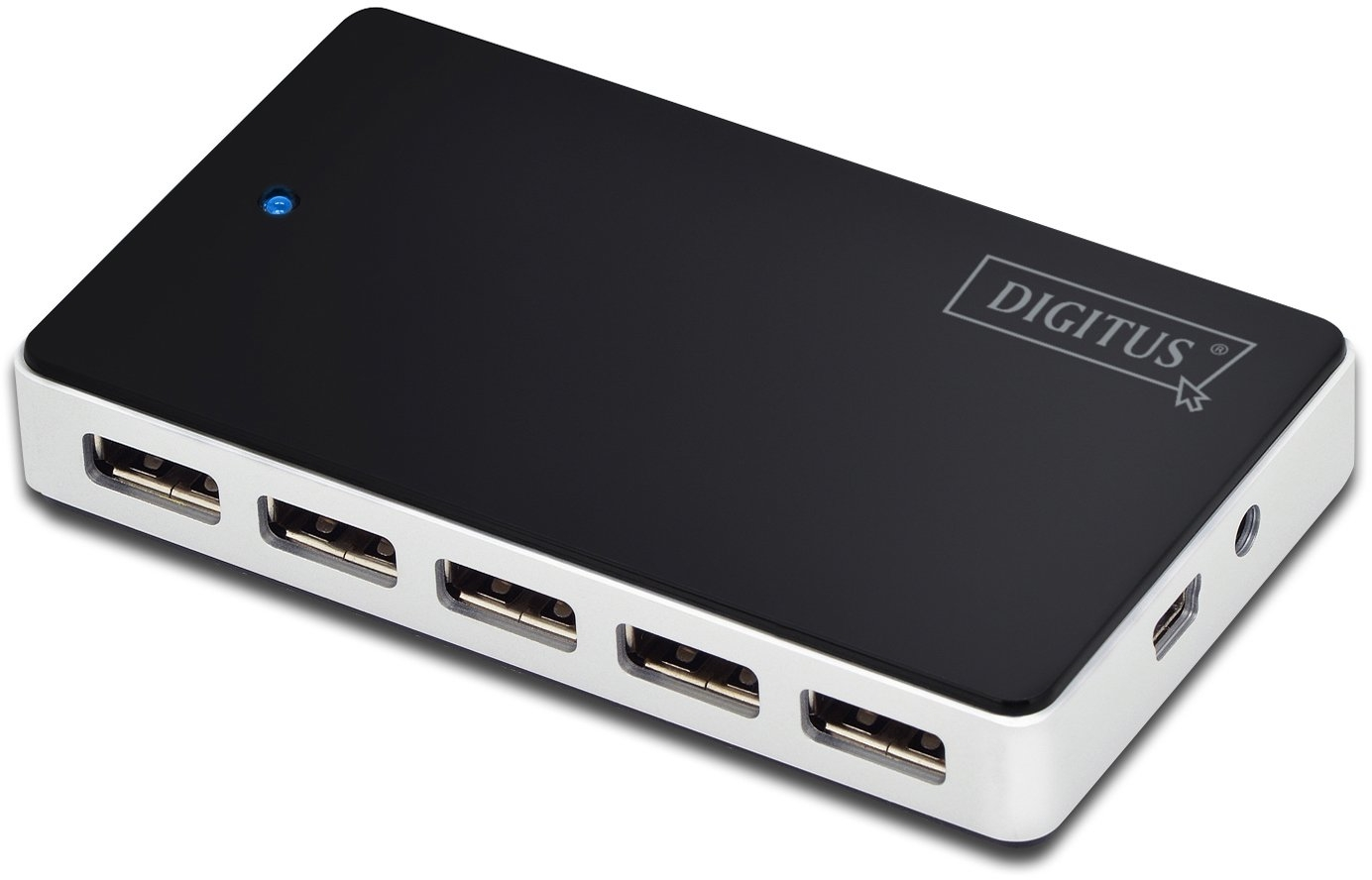Digitus DA-70229 USB 2.0 Hub, 10-Port