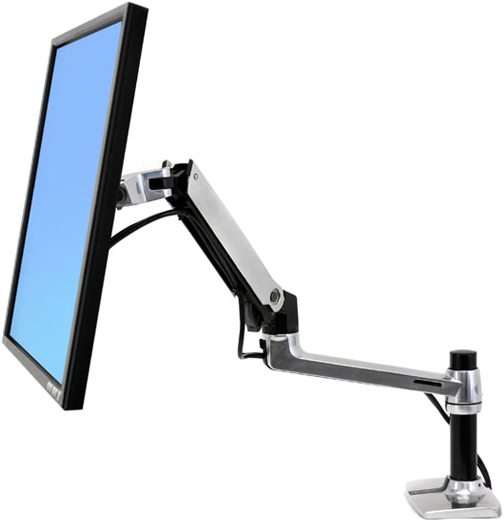 Βραχίονας οθόνης Ergotron 45-241-026 LX Desk Mount LCD Monitor Arm