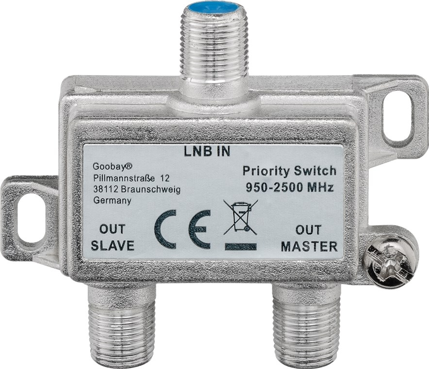 Goobay 51445 SAT priority switch