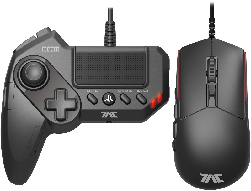 Σετ gamepad και ποντικού για PS3, PS4 και PC Hori Tactical Assault Commander Grip