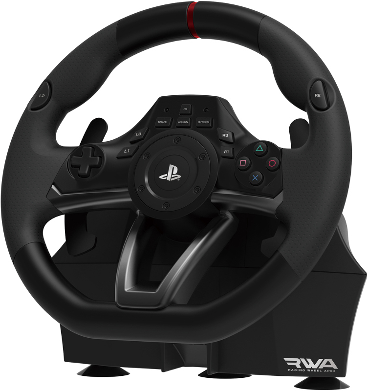 Τιμονιέρα για PlayStation 3, PlayStation 4 και PC Hori Racing Wheel Apex