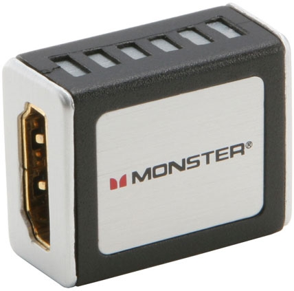 Μούφα σύνδεσης HDMI™ 1080p Monster Advanced™ VA HDMI CPL
