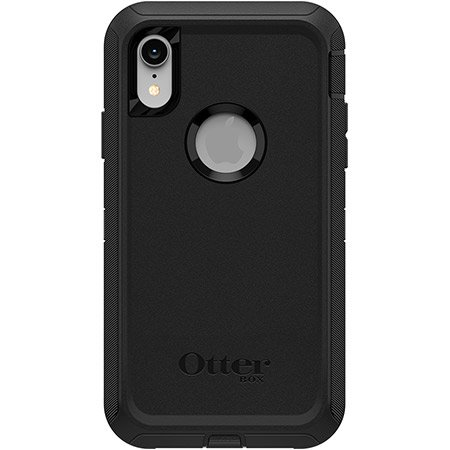 Otterbox 77-59761 Defender Series Screenless Edition Case for iPhone XR black color