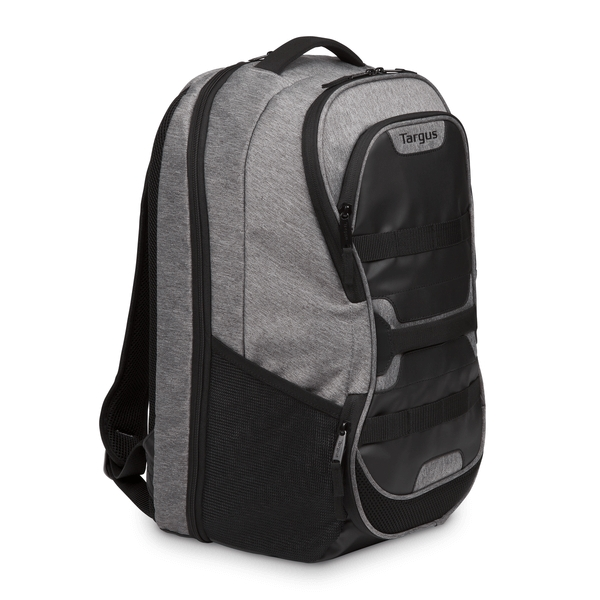 "Targus TSB94404EU Work + Play™ Fitness 15.6"" Laptop Backpack - Grey"