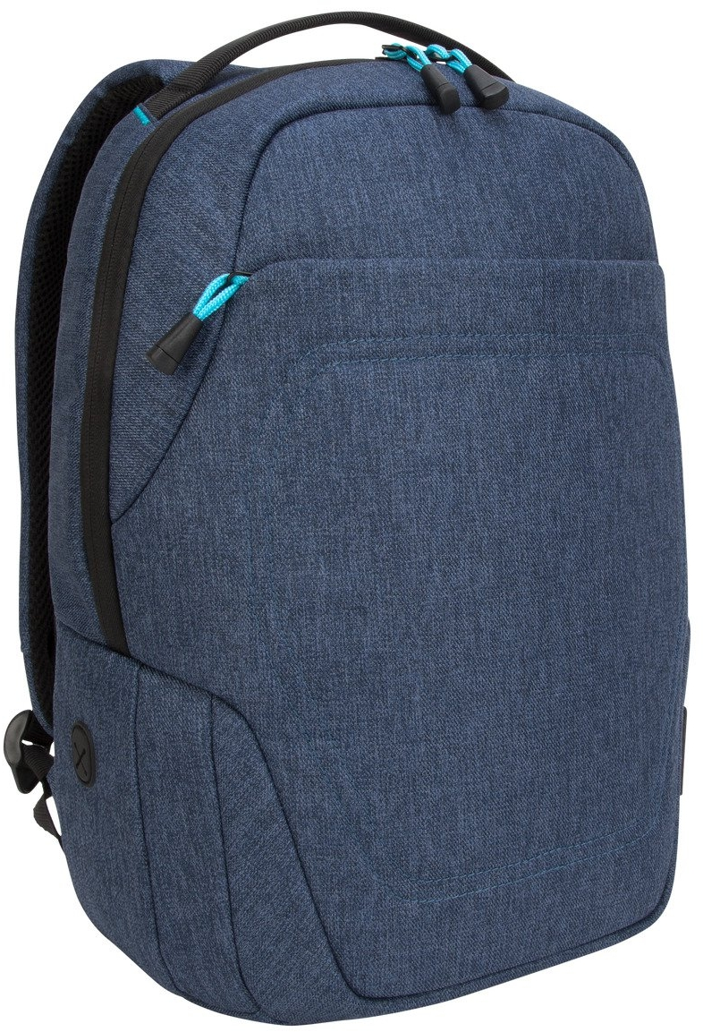 "Targus TSB95201GL Groove X2 Compact Backpack designed for MacBook 15"" & Laptops up to 15"" - Navy"