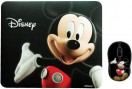 "Σετ mini ποντίκι και mousepad ""MICKEY 3D"" Disney DSY TP3001"