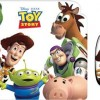 "Σετ mini ποντίκι και mousepad ""TOY STORY"" Disney DSY TP8002"