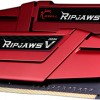 Μνήμη DDR4 2400-15 32GB (2x 16GB) G.Skill Ripjaws V Red F4-2400C15D-32GVR