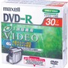 Δίσκοι MINI DVD-R 1 Maxell DVD-R 1,4GB MINI JEWEL CASE 30 MIN