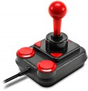 Μαύρο-κόκκινο USB joystick SPEEDLINK Competition Pro Extra Anniversary Edition